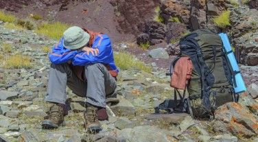 Altitude sickness while trekking  Nepal, what to do?