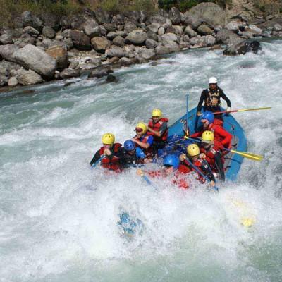 Bhotekoshi River Rafting -5 Days